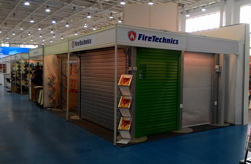 Группа компаний Противопожарные системы рада участию и демонстрации продукции в одной из крупнейших специализированных выставок AstanaBuild