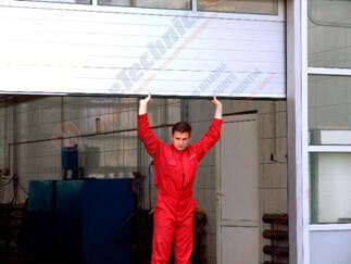 для чего необходимо сервисное обслуживание противопожарной продукции (шторы, ворота)