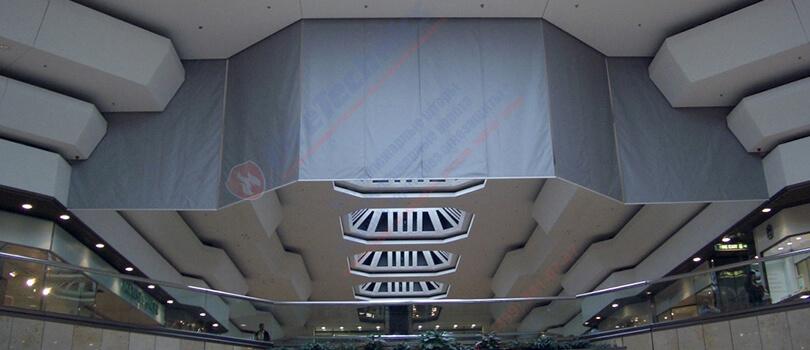 противодымные шторы Е120 Казахстан