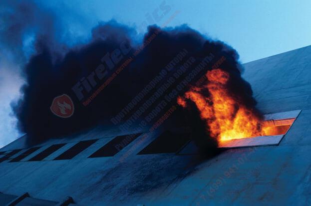 Системы противопожарной защиты Colt