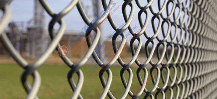 Рулонные ворота сетка