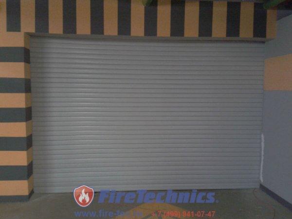 Рулонные противопожарные ворота FireRollGate EI60 (ткань)