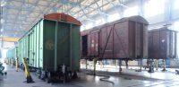 Вагоностроительный завод в Казахстане
