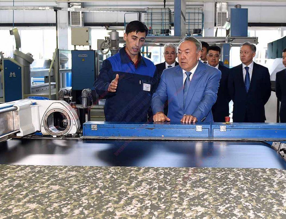 Вложения Китая в совместные производства в Казахстане