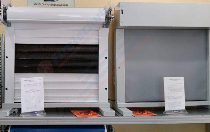 Образцы продукции FireTechnics для представителей в Казахстане