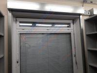 Противопожарные шторы FireTechnics EI60 без орошения на окна в Казахстане
