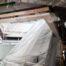 Идет процесс монтажа противопожарной шторы FireTechnics-EI180 в Казахстане